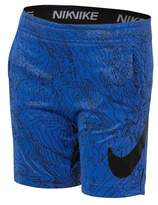 Nike Junior Boy's Dry All Over Print Fly Shorts