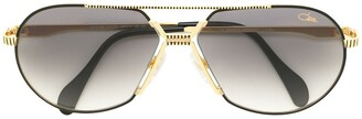 Cazal Classic Aviator Sunglasses