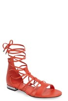 Calvin Klein Women's Elina Lace-Up Sandal