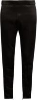 Burberry Zip-cuff jersey track pants