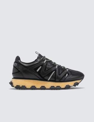 Lanvin Black Lightning Sneaker