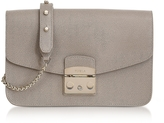 Furla Sabbia Metropolis Small Leather Shoulder Bag