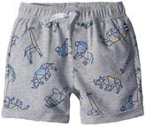 Splendid Littles Origami AOP Baby French Terry Shorts Boy's Shorts