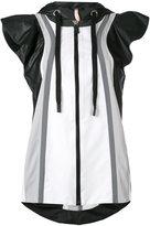 NO KA 'OI No Ka' Oi - Moe hooded sports jacket - women - Polyamide/Polyester/Spandex/Elastane - XS