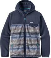 Patagonia Lightweight Synchilla Snap-T Hooded Fleece Jacket - Men's