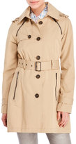 French Connection Belted Trench