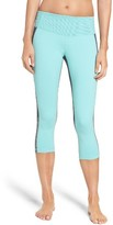 Zella Women's 'Live In - Method' Slim Fit Capris