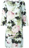 Antonio Marras jewel neck dress - women - Polyester/Spandex/Elastane/Viscose - 44