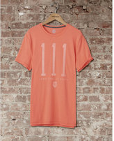 Express one eleven 111 graphic t-shirt