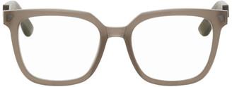 Maison Margiela Taupe Mykita Edition MMRAW009 Glasses