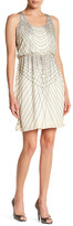 J.Crew J. Crew Vintage Crystal Detail Silk Dress