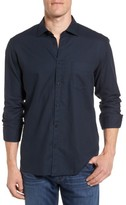 Billy Reid Men's John T Standard Fit Sport Shirt