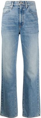 SLVRLAKE Straight-Leg Jeans