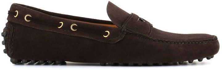 Car Shoe Loafer Driving kud615
