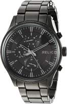 Relic Men's 'Ryan' Quartz Metal and Alloy Casual Watch, Color: (Model: ZR15911)