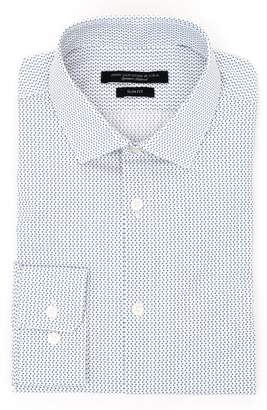 John Varvatos Slim Fit Wrinkle Resistant Dress Shirt