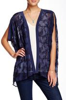 Gypsy 05 Gypsy05 Embroidered Silk Chiffon Kimono