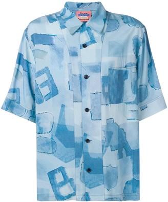 Acne Studios Printed shirt