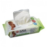 Gaia Bamboo Baby Wipes 80 wipes