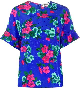 Essentiel Antwerp Barbara floral-print T-shirt