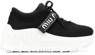 Miu Miu Miu Run sneakers