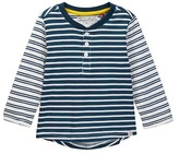 Sovereign Code Intersection Striped Henley Shirt (Toddler & Little Boys)