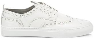 Grenson Sneaker 3 Wingtip Leather Sneakers