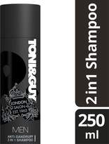 Toni & Guy Men AntiDandruff 2in1 Shampoo & Conditioner 250ml