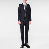 Paul Smith Men's Classic-Fit Navy 'A Suit To Travel In'
