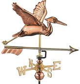 "One Kings Lane 26"" Heron & Arrow Cottage Weather Vane - Copper"