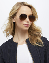 Monsoon April Aviator Sunglasses