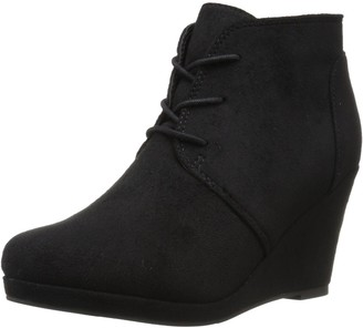 Brinley Co. Women's Enter Ankle Boot