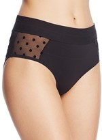 Stella McCartney Olivia Humming Hi-Waist Bikini #S35-290
