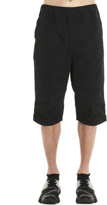 Givenchy Elasticated Waistband Bermuda Shorts