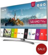 LG Electronics 43UJ670V 43 Inch, 4K Ultra HD HDR, Smart, LED TV