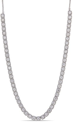 Rina Limor Fine Jewelry 14K 3.97 Ct. Tw. Diamond Adjustable Dangle Necklace