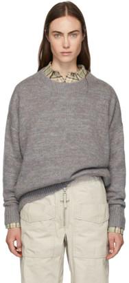 Etoile Isabel Marant Grey Mander Sweater