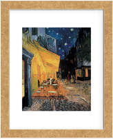 McGaw Graphics Cafe Terrace At Night By Vincent Van Gogh