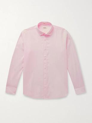 Hartford Slim-Fit Cotton Shirt