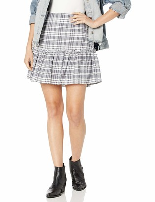 The Fifth Label Women's Ivy Stripe Mini Skirt