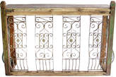 One Kings Lane Vintage Indo French Iron Balcony Console