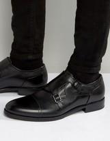 HUGO BOSS BOSS HUGO by Tempt Toe Cap Monk Shoes