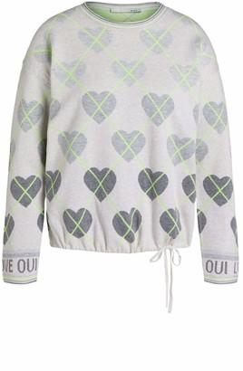 Oui Sweater - 71741 8 Grey