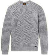 Tod's Textured Alpaca-Blend Sweater
