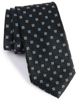 Nordstrom Men's Harry Neat Medallion Silk Tie
