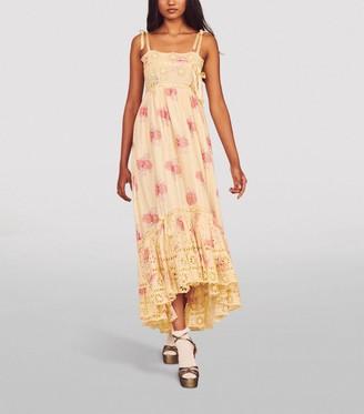 LoveShackFancy Floral Vivi Midi Dress