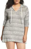 LaBlanca Plus Size Women's La Blanca Cover-Up Tunic