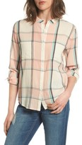 Joe's Jeans Women's Genevieve Plaid Shirt