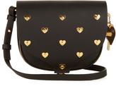 Sophie Hulme Mini Barnsbury studded-heart cross-body bag