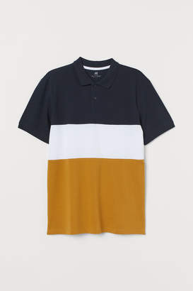 H&M Cotton Polo Shirt